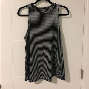Lululemon Striped All Tied Up Tank